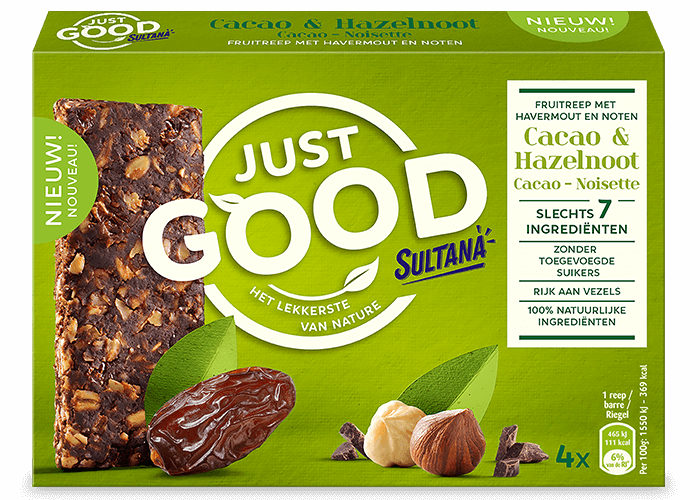 Just Good Cacao Hazelnoot
