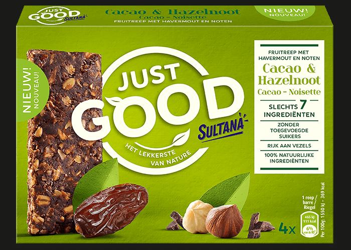 Just Good Cacao Hazelnoot